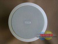 Wholesale,Ceiling Speaker,Background music system,waterproof Ceiling Speaker X 2