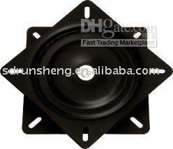 , Cadeiras de rodas, placa giratória hardware 01 Mobiliário montagem(China (Mainland))