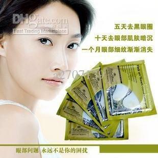 200 Pairs Crystal Collagen Eye Mask Anti wrinkle bags,033