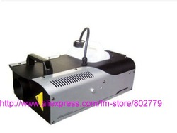 Free Shipping 1500W Stage Fog Machine Stage Fogger Machine Wholesale Smoke Machine(China (Mainland))