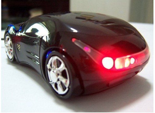 Free shipping mini sports car mouse,optical car mouse ,car mouse(China (Mainland))