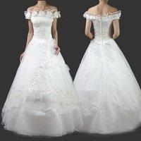 Korean version of the princess bride wedding dress 2010 dress new shoulder bag