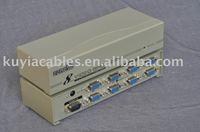 Free Shipping+8 Port VGA Monitor LCD Video Splitter 250MHz splitter
