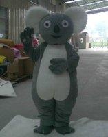 Free shipping koala Mascot Costume, Advertising Costume Christmas the best gift