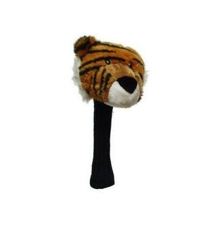 Tigger Shape Sports Glof Fairway Club Head Cover,Suitable for Fairway Wood #3 & #5 club