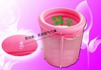 Folding Portable bathtub, Plastic Spa bathtub, Massage bathtub