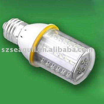 FREE SHIPPING! E27 42 LED Bulb 2W 6500K Pure White Corn Shape Light Energy Saving LED Bulb 360 degree  2W 110V 220V