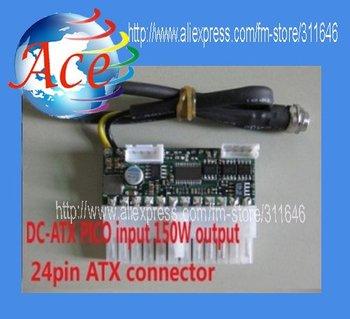 Wholesale Free Shipping 12V 150W 24 Pin DC-DC ATX Mini ITX M2 Car PC Power Supply
