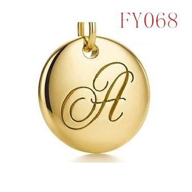Free Shipping Fashion Charms/Pendant,Pendant/Charms Round-shaped Zinc Alloy pendant,wholesale FY068(China (Mainland))