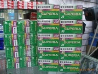 free shipping by CPAM 10 rolls/lots fujifilms agfa film support  200 negative 35mm 36 exposures of camera film expired on 2013/3