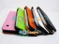Genuine Leather case For samsung galaxy S i9000, Free shipping mobile phone real leather case for galaxy S i9000