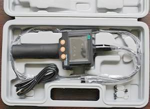 Endoscope Snake Camera inspection camera with LCD display(China (Mainland))