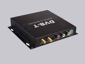 Car digital TV DVB-T TV receiver DVB T receivers DVB Tuner MPEG4/MPEG2