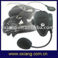 Free Shipping!! Bluetooth Helmet Headset Support intercom 500maters(OX-BT-568)