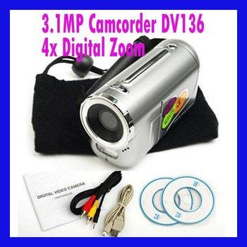 Video Camera Camcorder TFT LCD Screen DV Digital Camera