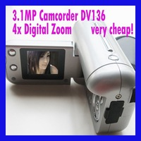 Hotselling Anti-shake Touch Screen Digital Camera  DV 5pcs/lot