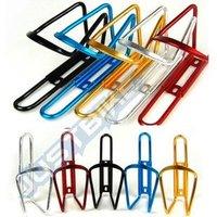 New Aluminum Alloy Bike Bicycle Bottle Cage Bottle Holder Water Bottle Cage Bicycle Accessories Wholesale 50pcs\lot