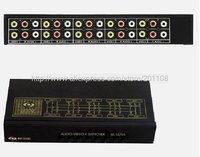 B56A 8 in 2 SB-S82VA Video & Audio Switcher 8 Load V/A Switcher