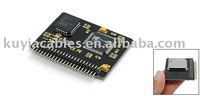 Free Shipping+10pcs/lot!!! new SD SDHC MMC to 2.5 44 Pin IDE Male Adapter Converter+Wholesales