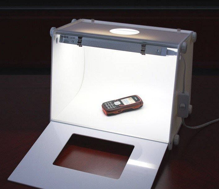 Mini Photo Studio Photography Light Box Photo Box Mk30 For