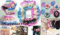 Bloomers dress 50pcs/lot Brand I love baby 2010 New fashion Brand Japan Baby Ruffle