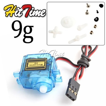 9G Mini Servo for RC Helicopter Plane Futaba Hitec #3881