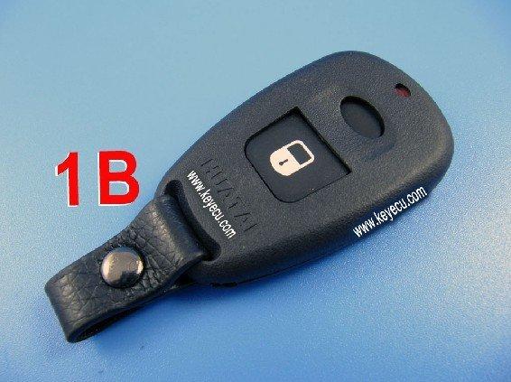 KEY elantra Hyundai shell remoto 1 botão(China (Mainland))