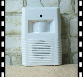 40pcs,freeshipping Door Chime, Motion Sensor Motion Sensor / Wireless chime/ 32 sound