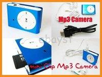 free shipping! wholesale  5pcs /lot  MP3  MUSIC Player DV DVR VIDEO CAMERA