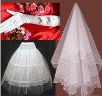 Free shipping !! Wholesale - Wedding Apparel & Accessories>Bridal Accessories>Petticoats,crinoline,wedding dress