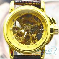 Наручные часы Casual Watch for Men Auto Mechanical 6 Hands Watches Wristwatch