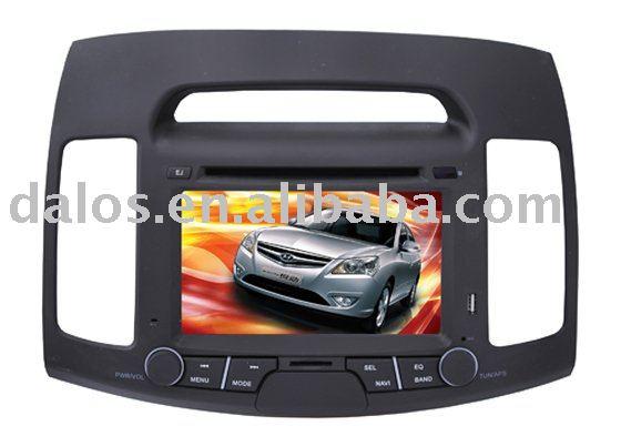 Fabricante profissional para especial player do carro DVD GPS para Hyundai Elantra(China (Mainland))