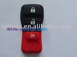 Nissan 3 button key pad(China (Mainland))