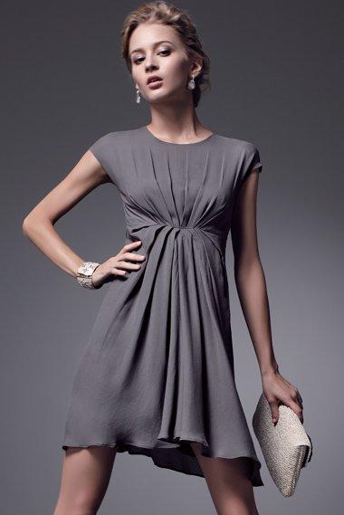 Фото платья завышенной талией