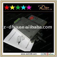 led rgb RF audio controller