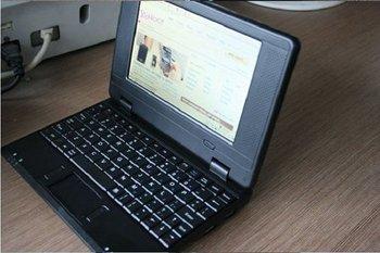 "7"" Notebook Free Shipping Windows CE Operation System,WIFI 7inch Laptop,Pocket Notebook,Mini Notebook,Mini E-Book,Mini Computer"