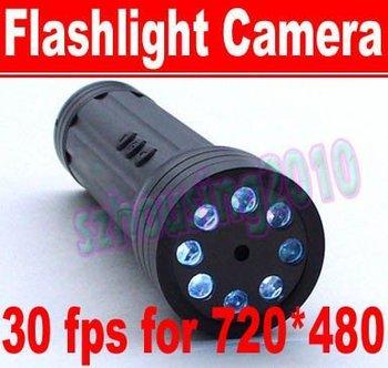 Vehicle traveling Car DV DVR Data Video Recorder Camera/Flashlight