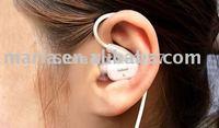 CoGoo!!1.35 m(53inch.)symmetric cable /T02 Sports inner-ear HiFi EARPHONES