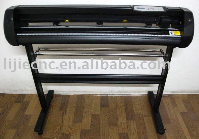 Li jie high quality good after sales serivce lowest price cutting plotter vinyl cutter free ship HJ1100X(China (Mainland))