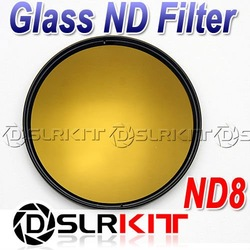 TIANYA Optical Glass Filter 37mm Neutral Density ND8(China (Mainland))