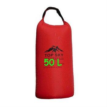 Waterproof Dry Bag 50L Kayak Canoe Floating Camp Red