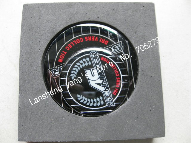 Free shipping by EMS 10pcs 62MM Wheel Center caps Have the retail box car Emblem stick 45MM Steering wheel(1set=5pcs)(China (Mainland))