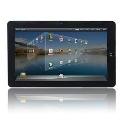 Flytouch 3 Android 2.2 Cheap Tablet PC - 1GHZ CPU 512MB RAM 4G HDD support flash 10.1 Superpad 2 - Flytouch3 GPS(China (Mainland))