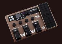 Multi-function Guitar Effect Pedal  NUX  MFX-10 93 models Built-in drum machine