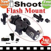 Flash Light Mount Stand Umbrella Holder for Nikon SB900 SB600 Canon 550EX 430EX
