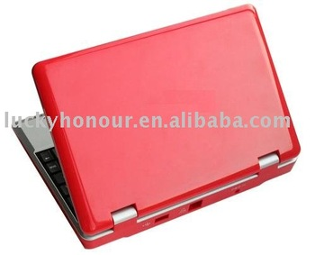 "Free shipping!!! 7"" mini wifi netbook laptop notebook"
