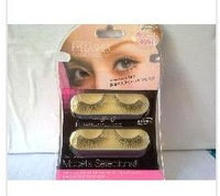 [Top quality] Free shipping,30box/lot (4 pairs/box with glue) Japan KOJI Dolly Wink diamond eyelash(DUP.002)