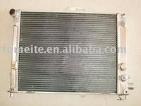 ALLOY ALUMINUM RACING RADIATOR SAAB 9000 2.3L/3.0L MT 95-1998