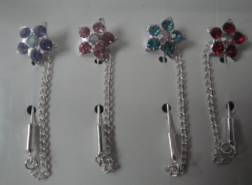 PIN005 Fashion scarf pins 2011(China (Mainland))