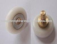 copper sleeve shower  door wheel(HS052)